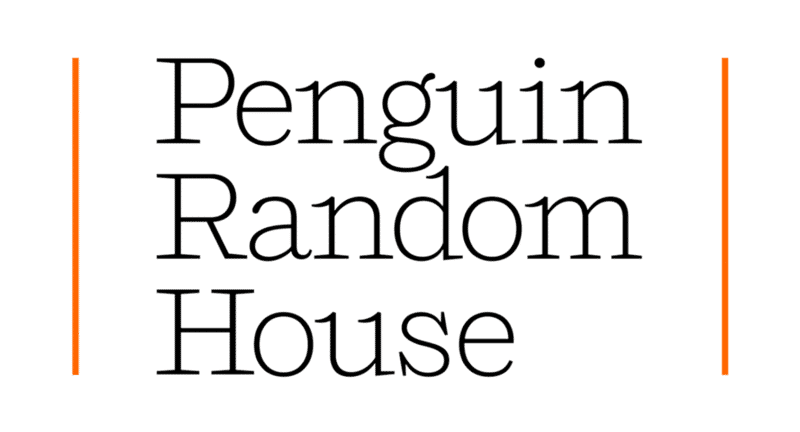 Logo de la editorial Penguin Random House.
