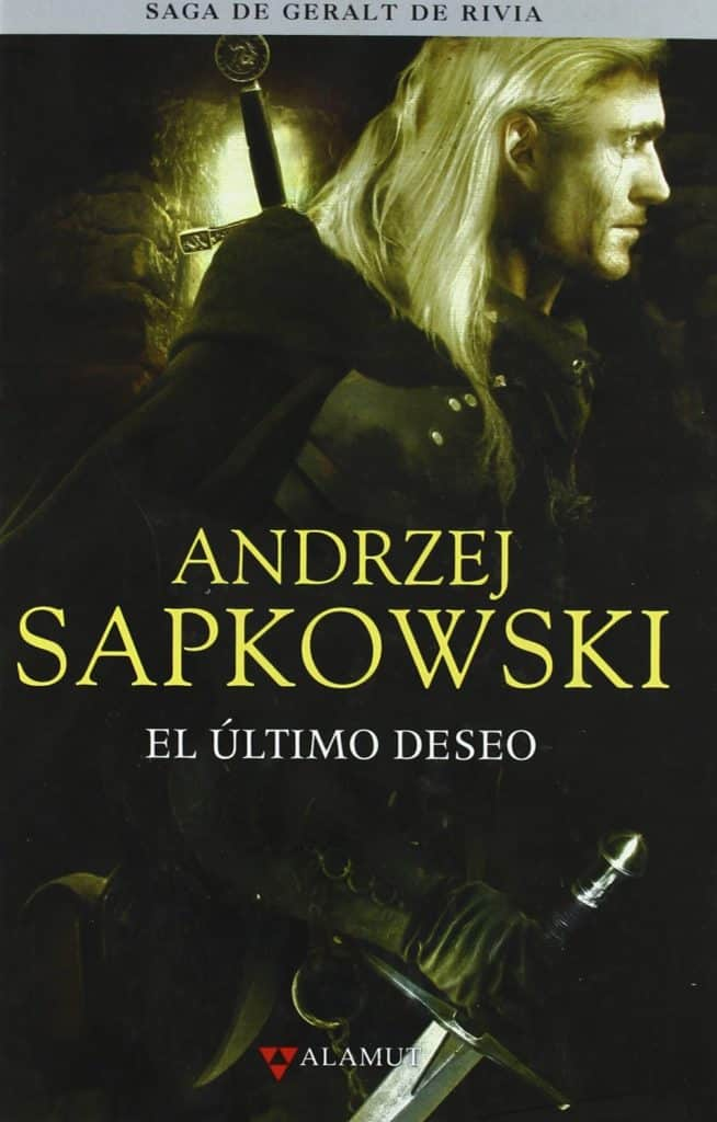 mejores libros the witcher