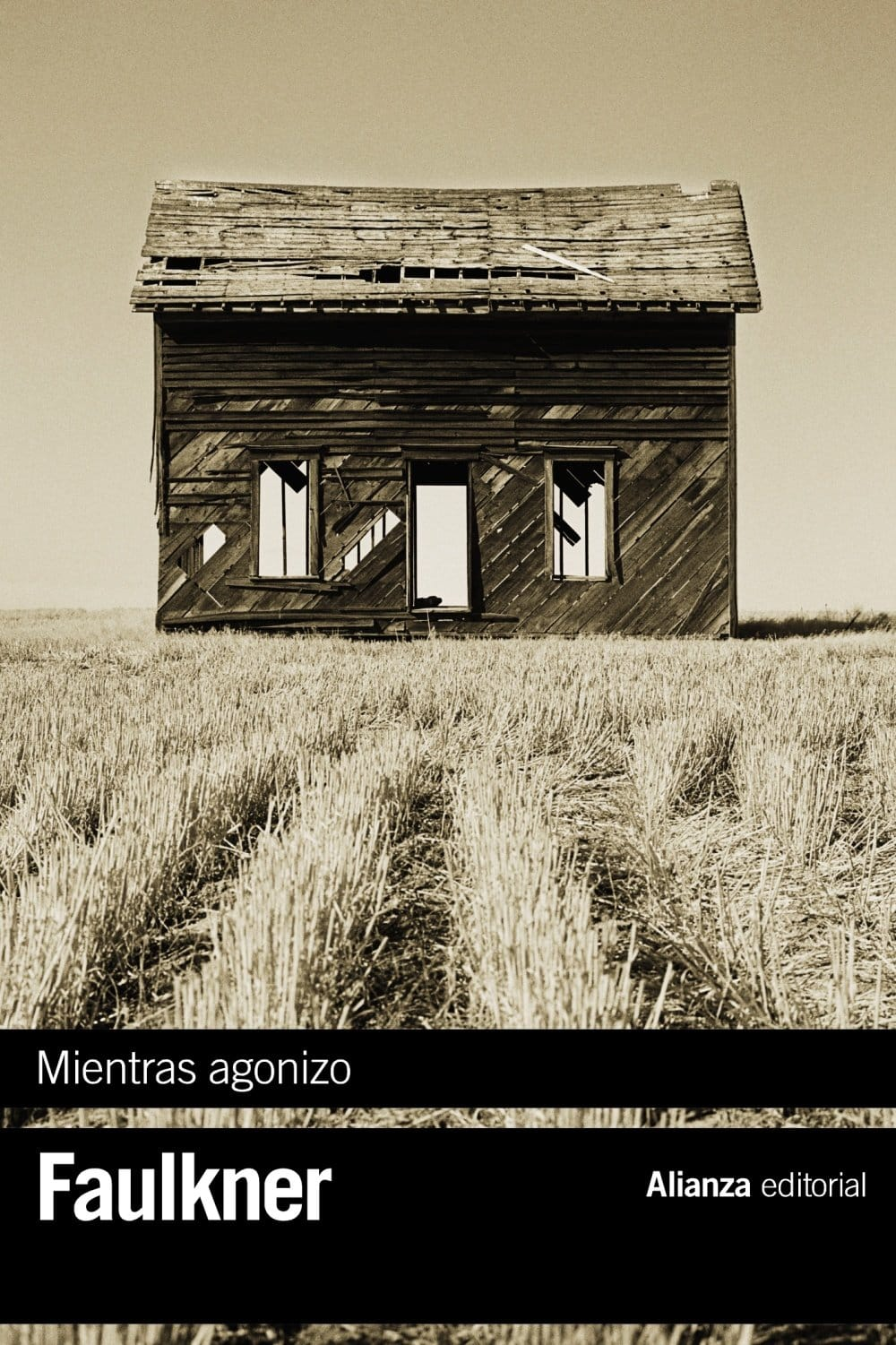 Mientras agonizo, libro de William Faulkner