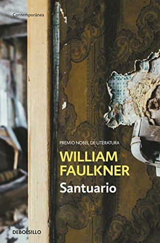 Libro de William Faulkner, Santuario