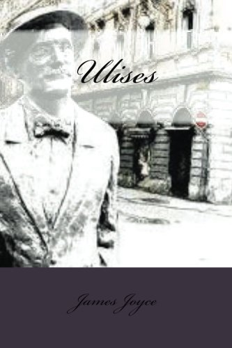 "Libro de James Joyce ""Ulises"""